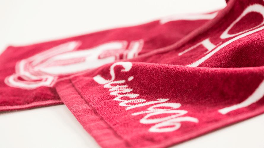 【定番】オリジナルタオルを記念品にするのが人気!