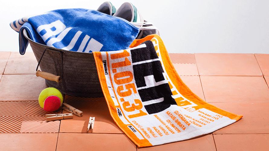 オリジナルタオルを作ろう!人気のフェイスタオル